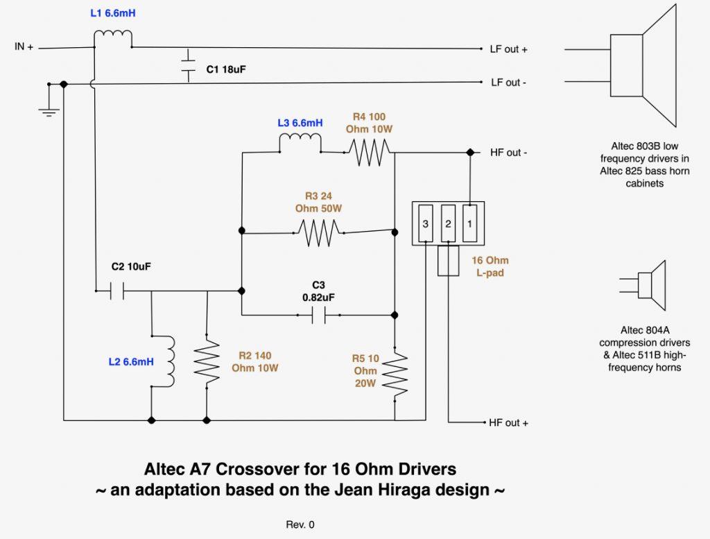Usd Way Crossover Wiring Diagram on 2-way speaker crossover circuit, 2-way 3 speakers wiring, 2-way electronic crossover,