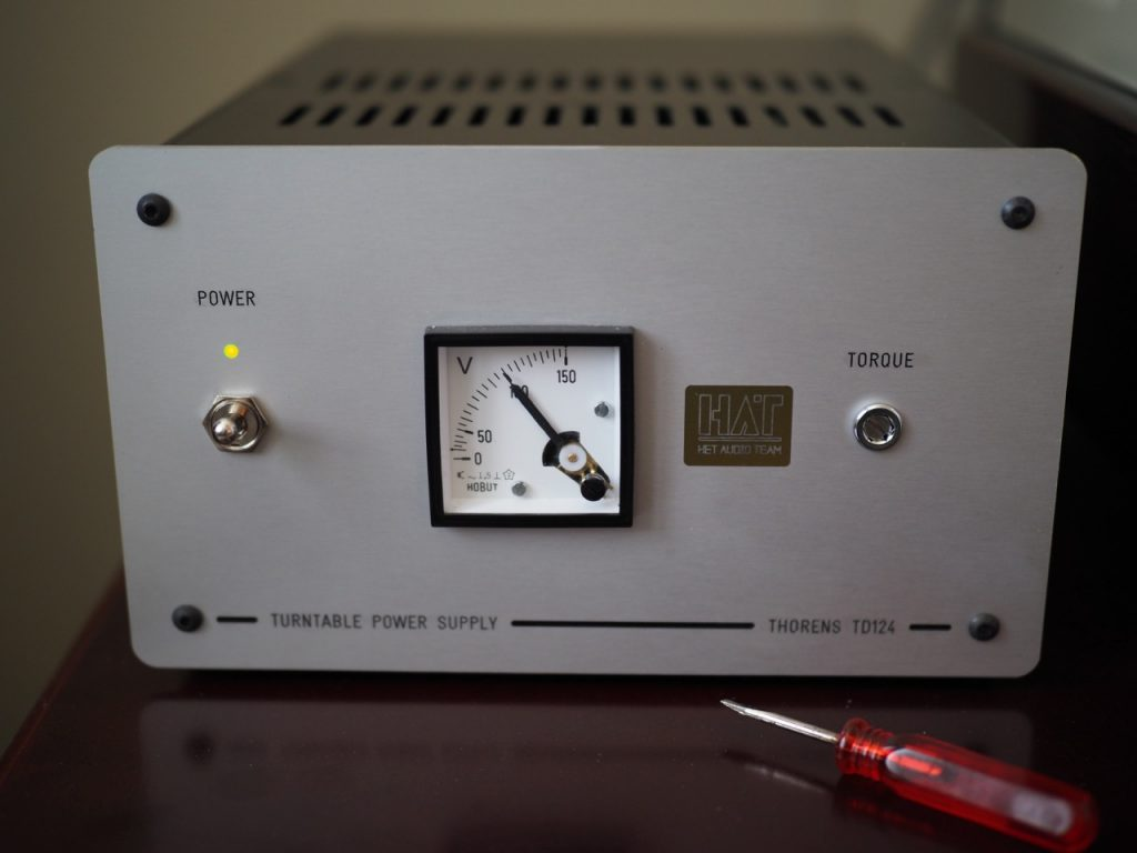 First Listen to the Hanze HiFi HAT Power Supply with the Thorens
